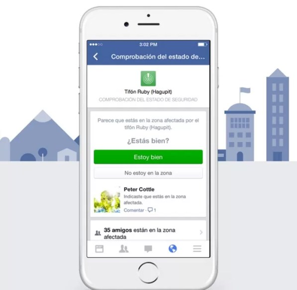 Facebook chile