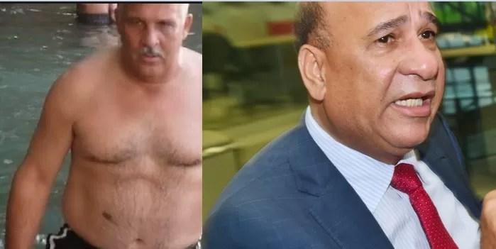 Dos funcionarios que tienen un pacto con algo raro
