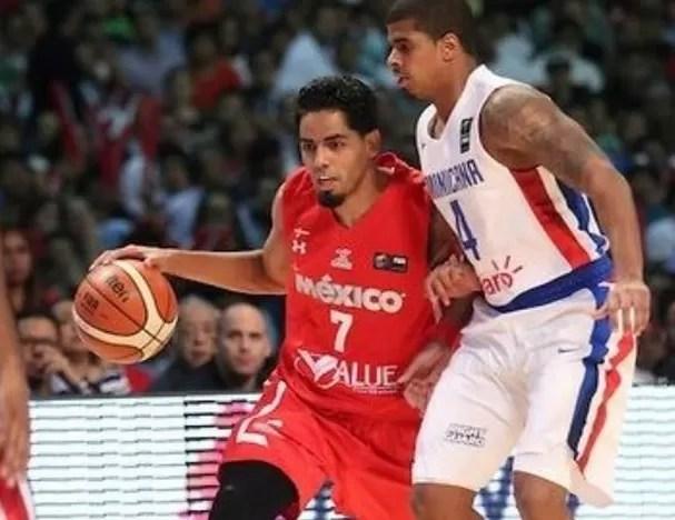 México vence en casa 84-66 a Dominicana en Preolímpico de básquet