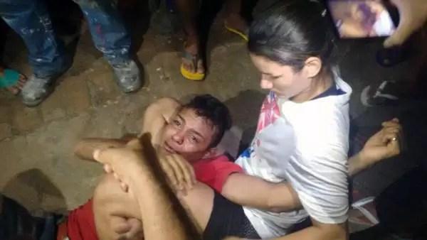 Una luchadora detuvo a un ladrón con una espectacular toma de jiu-jitsu