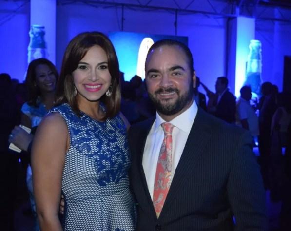Pamela y Giancarlo