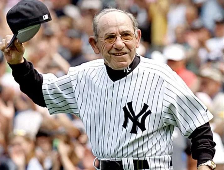 Fallece el icónico yankee Yogi Berra a los 90 años