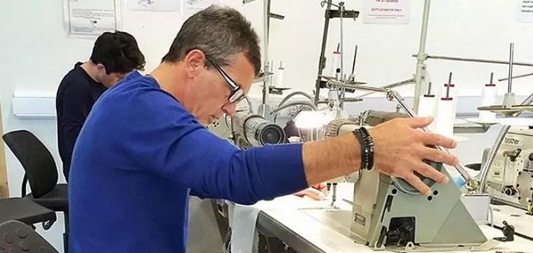 Antonio Banderas estudia Diseño de Modas y quiere lanzar su propia línea de ropa
