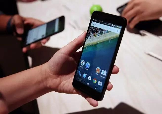 Google presenta nuevos dispositivos móviles