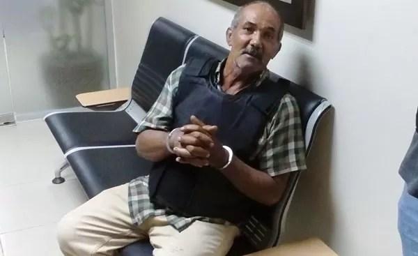 A La Victoria anciano acusado ahorcar niño en Capotillo