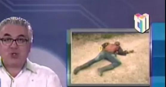 Video: Un hombre que vivía con dos mujeres fue asesinado por una de ellas