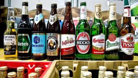 Cervezas unidas