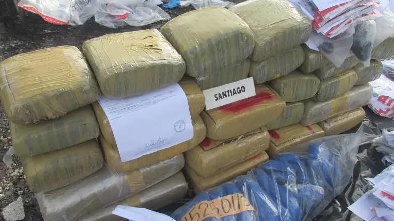 La Procuraduría incinera 152 kilogramos de diferentes drogas