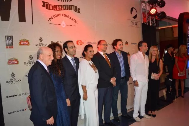 Caribbean Cinemas dio apertura al 6to Festival de Cine Fine Arts