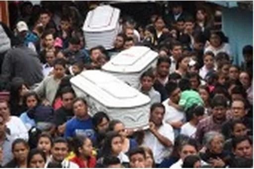 Muertes guatemala