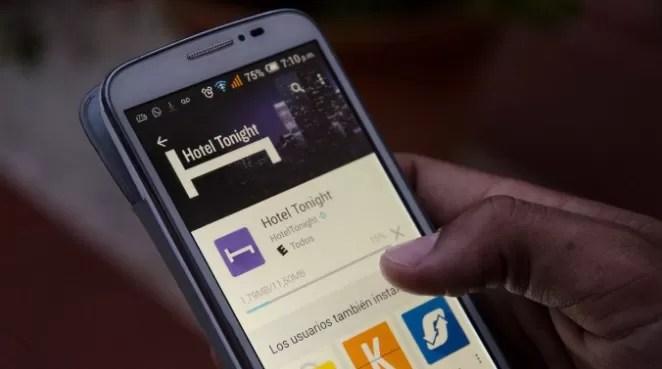 HotelTonight: una aplicación para reservar hoteles al mejor precio