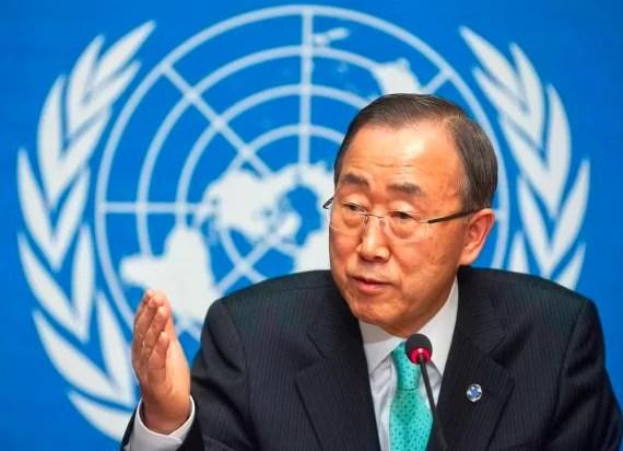 Ban Ki-moon propone cumbre para adoptar un pacto global sobre refugiados