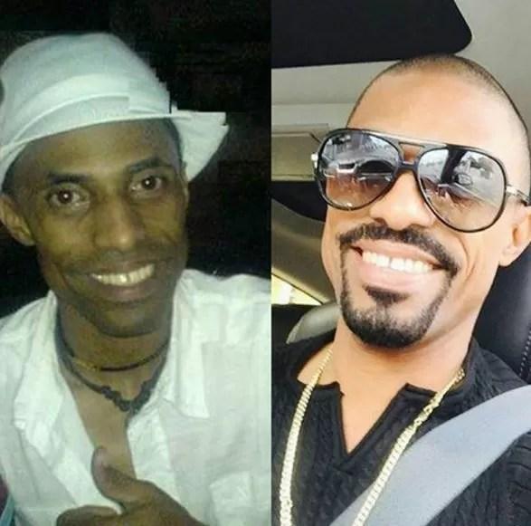 El antes y después de Fausto Mata