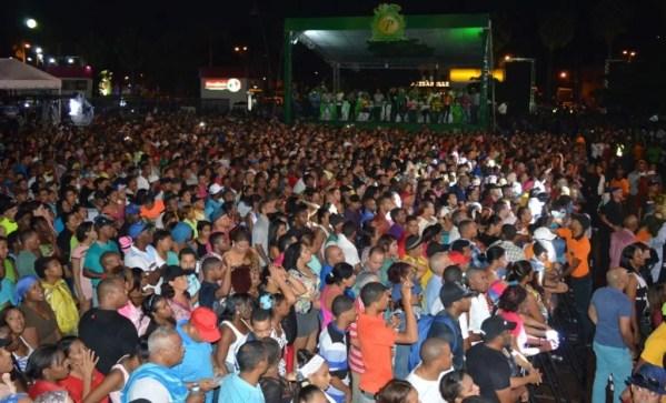 Festival merengue