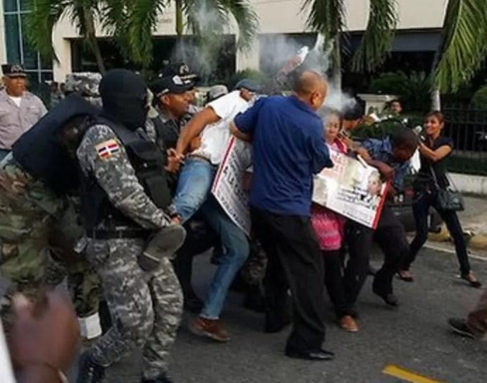 El Centro Juan XXIII repudia acciones represivas de la Policía Nacional