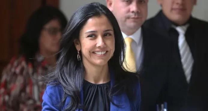 primera dama peruana