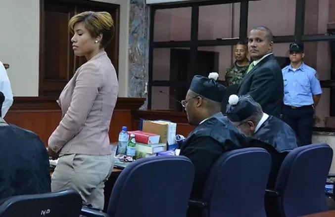 Tres meses de prisión preventiva para Awilda Reyez y Francisco Arias Valera