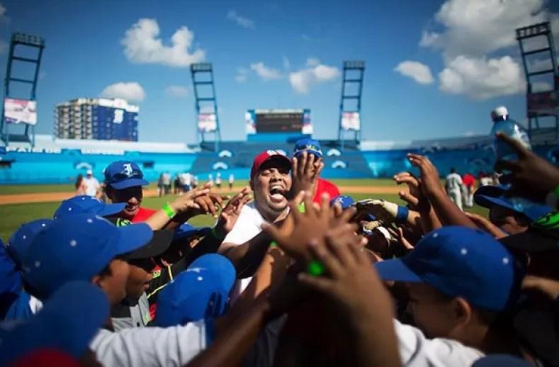 El béisbol, una puerta abierta en el histórico acercamiento entre Cuba y EEUU