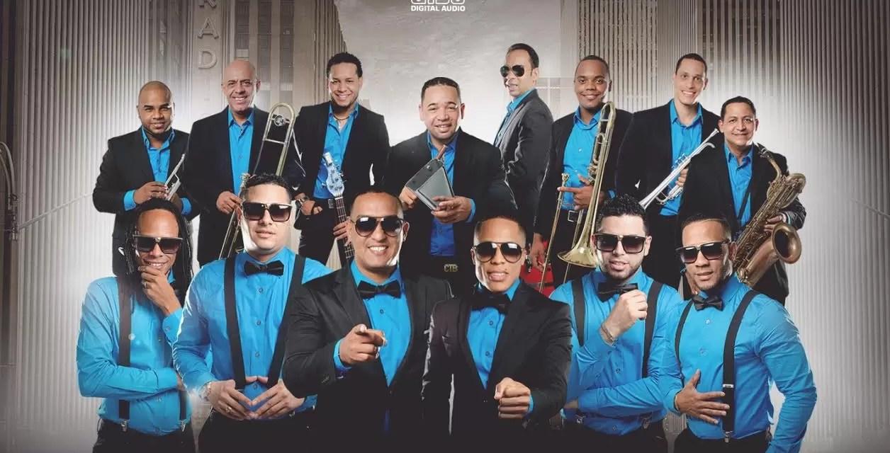 """Chiquito Team Band celebra éxito de """"La llamada de mi ex"""""""