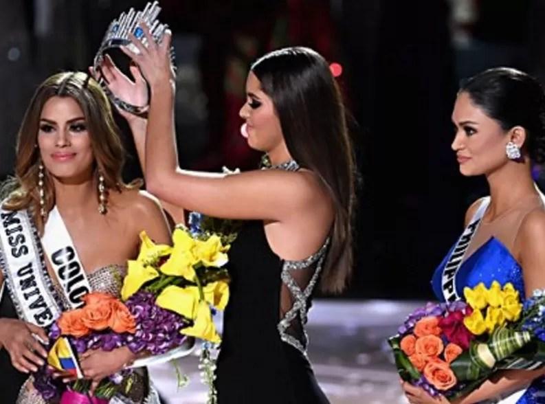 Presidente de Colombia califica de «insólito» error en Miss Universo