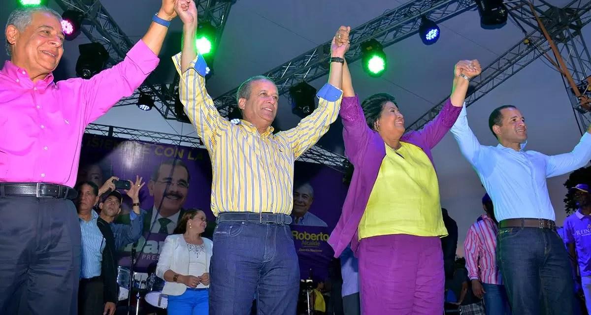 Reinaldo Pared dice que la oposición debe recoger porque al PLD no le gana nadie