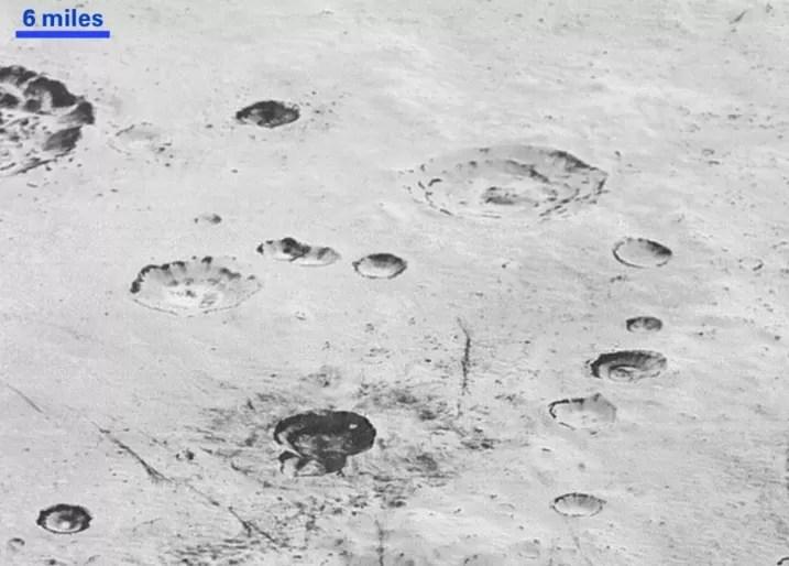 Las mejores fotos de Plutón