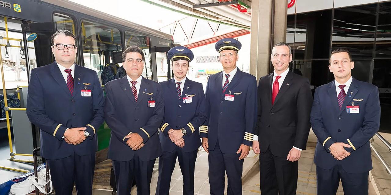 Nueva línea aérea inaugura ruta desde Brasil- Punta Cana