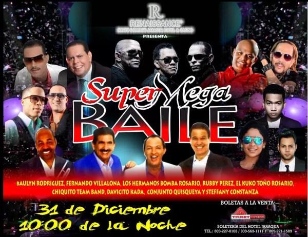 mega baile