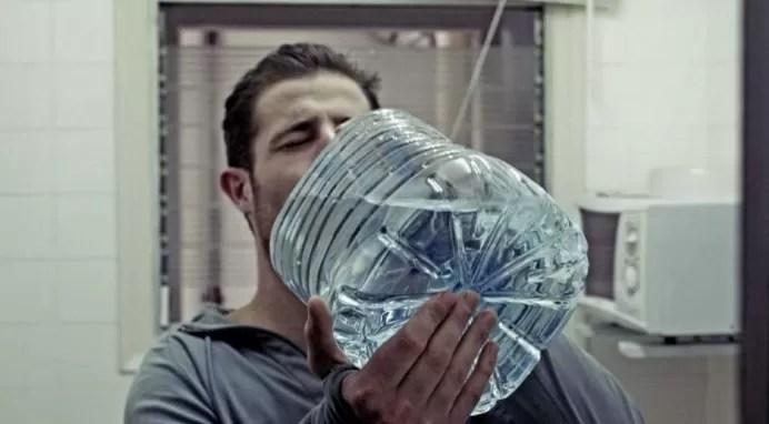 resaca agua