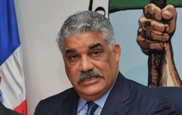 Miguel Vargas advierte al gobierno sobre las promesas incumplidas