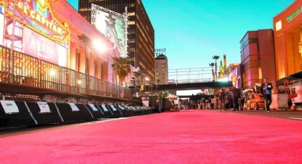 Alfombra Roja Oscars