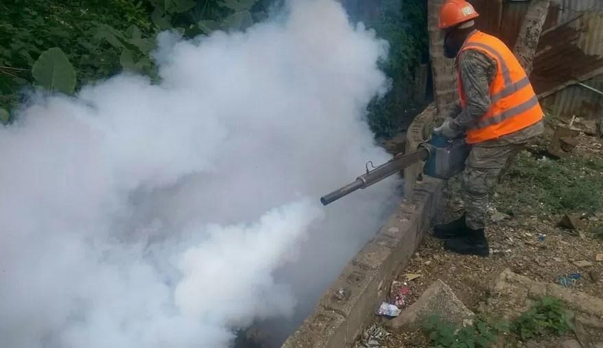Salud Pública aclara no cobra por fumigar casas