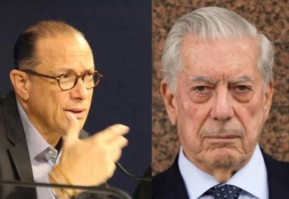 Jose Antonio y Vargas Llosa