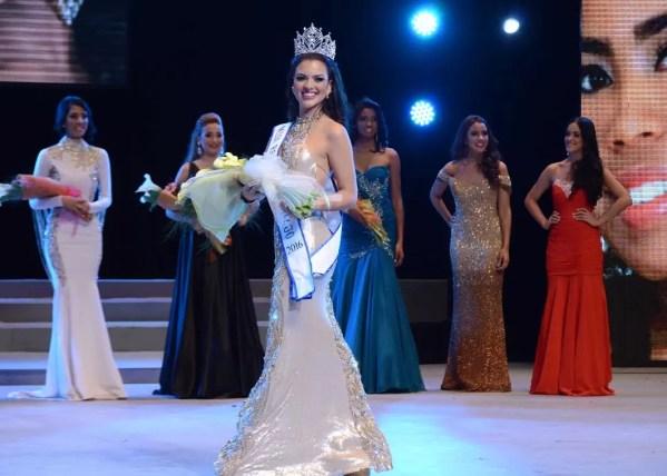 Katherine Camacho, Miss RD Santiago 2016