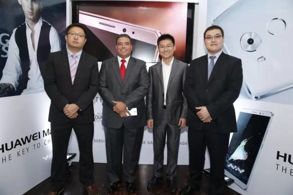 Hipeibim, Pedro Pablo Perez, Michael Zang y Panzer Jin