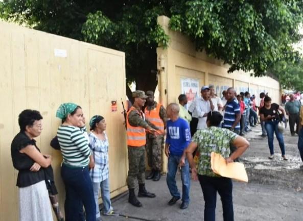 Elecciones dominicana