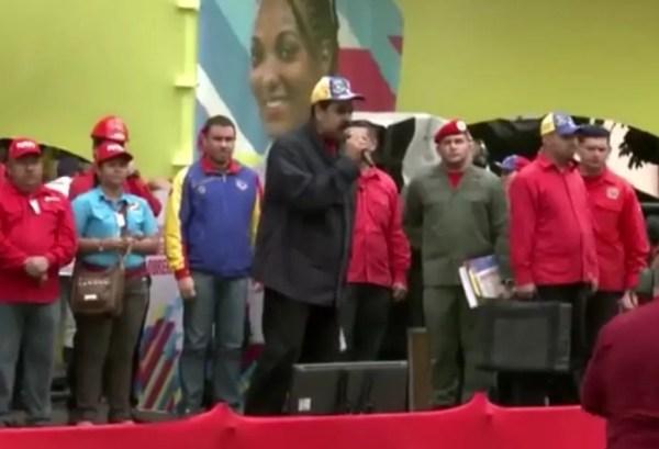 Maduro rebelion