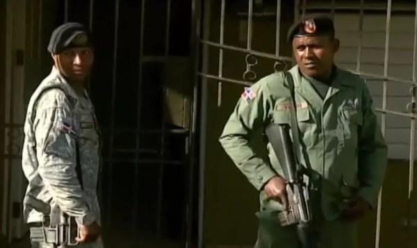 Militares junta