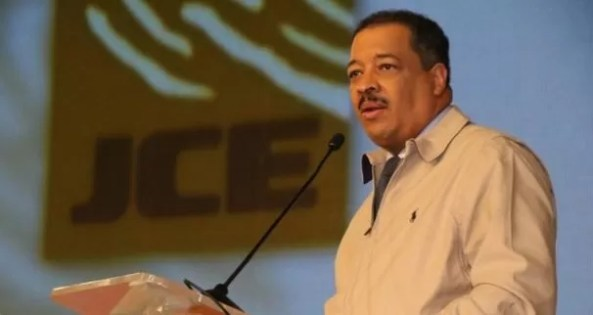 Roberto Rosario JCE