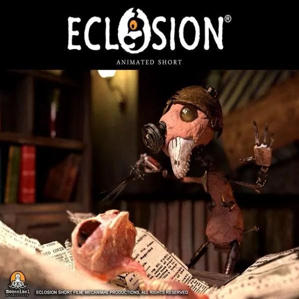 Eclosion presentacion