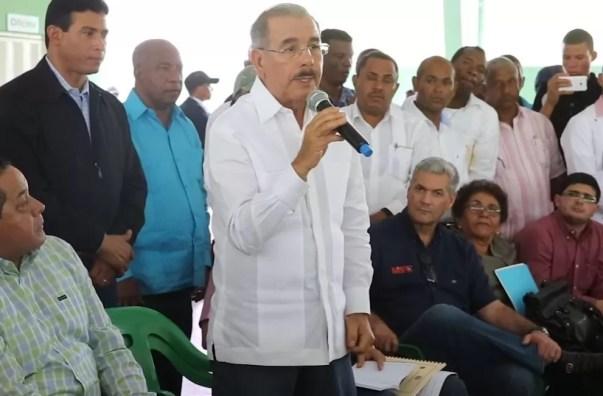 Danilo Medina Hondo Valle