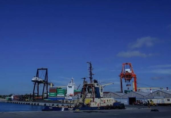 Puerto de Haina
