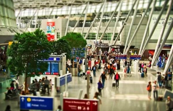 Aeropuerto Estados Unidos