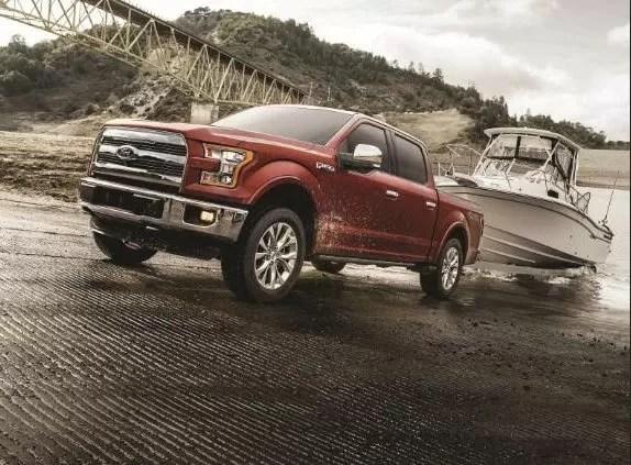 Ford camioneta