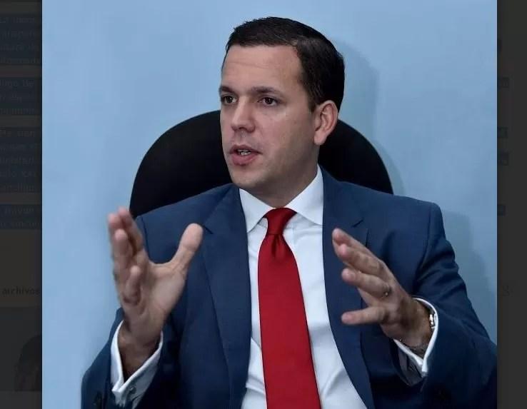 Hugo Beras vocero