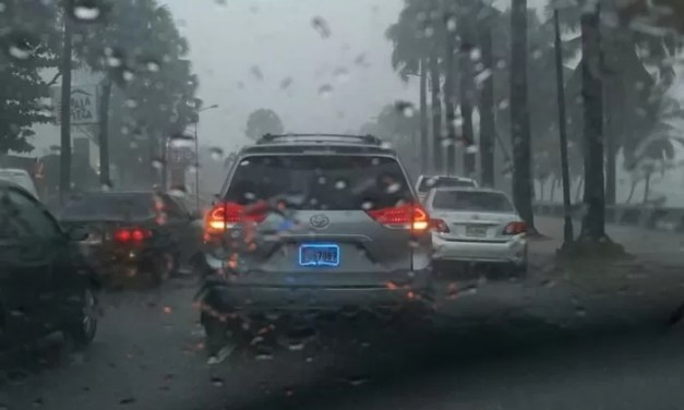 Continuarán las lluvias este sábado; se mantienen alertas
