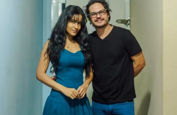 Massiel y Frank