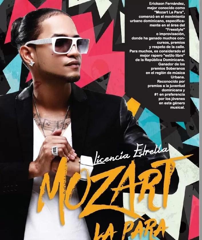 Mozart La Para cuadernos