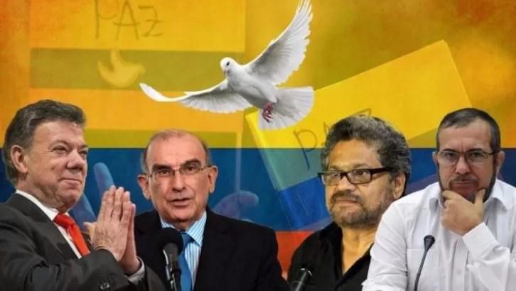 Resultado de imagen de LA GUERRILLA Y LOS ACUERDOS DE PAZ