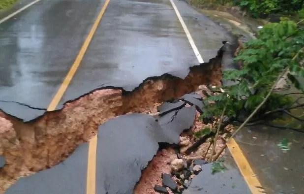 República Dominicana decreta alerta por lluvias en 14 provincias